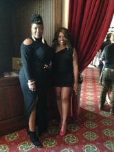 Tia Michelle and Michelle Latimer