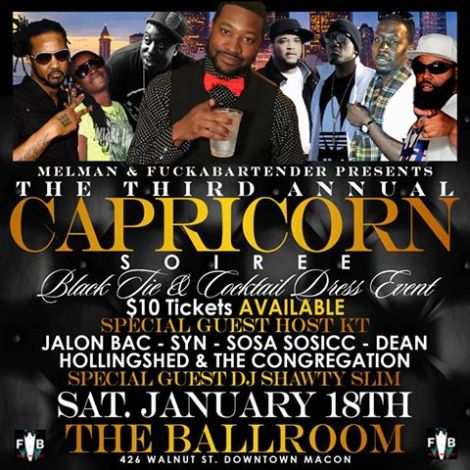 Capricorn Soiree